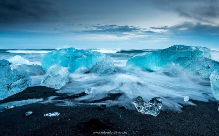 Фототур в Исландию «Лед и свет»
