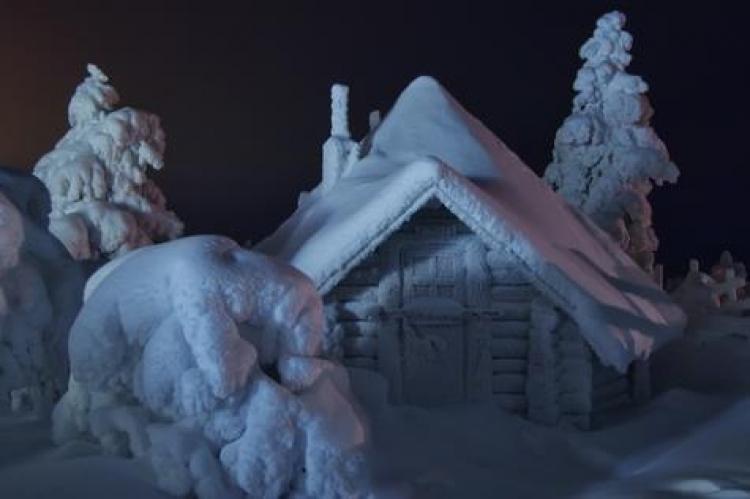Фототур «Рождество вЛапландии»