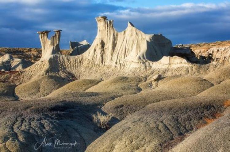 Фототур «Безграничные глиняные пустыни Нью-Мексико»