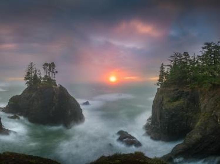 Фототур «США: побережье Орегона и Олимпик»