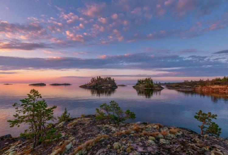 Фототур на Ладожское озеро