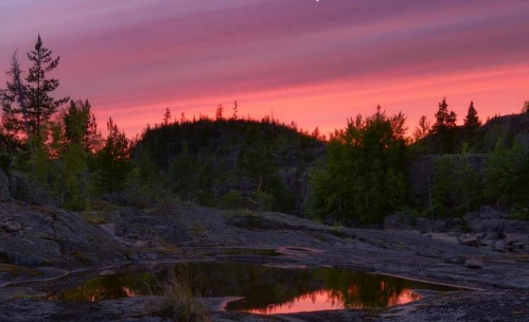 Фототур «Белые ночи наЛадожском озере. Лахденпохья»