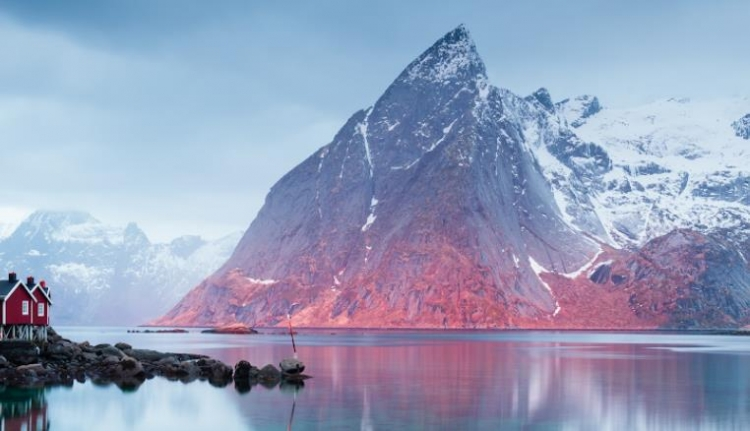 Фототур «Белые ночи вНорвегии. Остров Сенья»