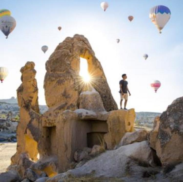 Фототур в Турцию