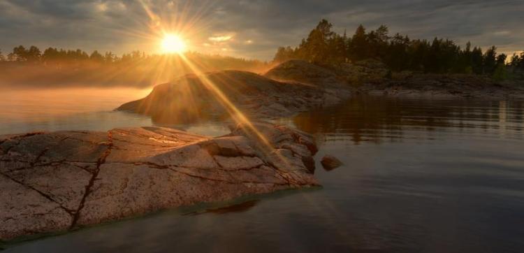 Фототур «Золотая осень наЛадожском озере. Лахденпохья»