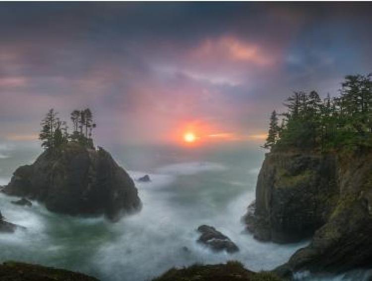 Фототур «США осенью: парки северо-запада»