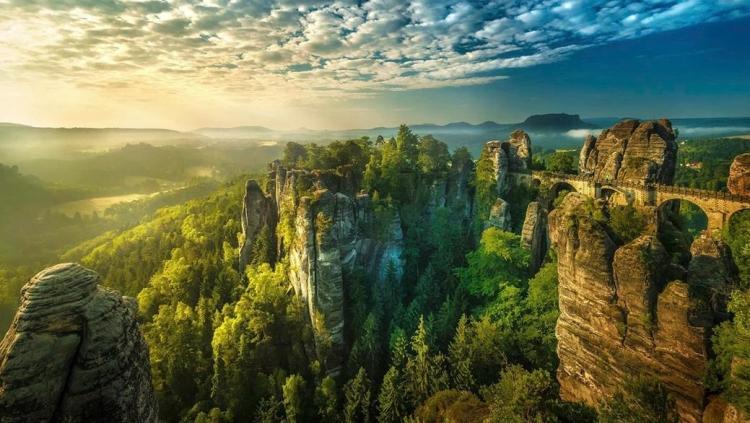 Фототур в Саксонию и Швейцарию