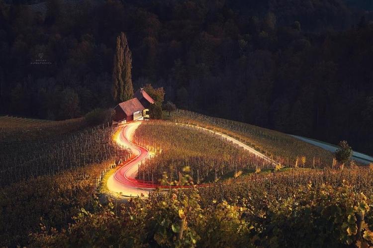 Фототур «Осень в Словении»