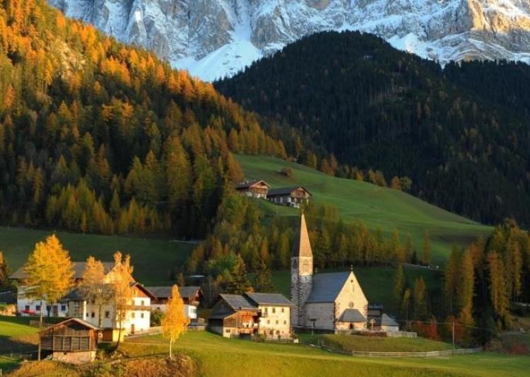 Фототур «Осень вДоломитовых Альпах»