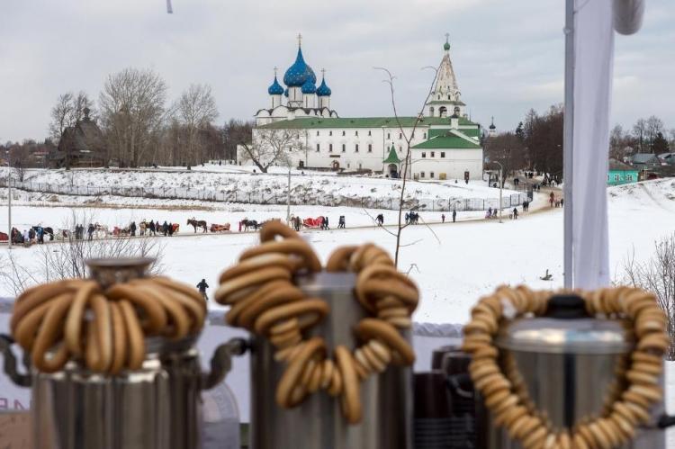 Фототур выходного дня «Масленица. Суздаль—Владимир—Юрьев-Польский»
