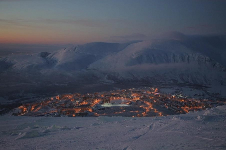 Фототур «Зимнее сияние Кольского»