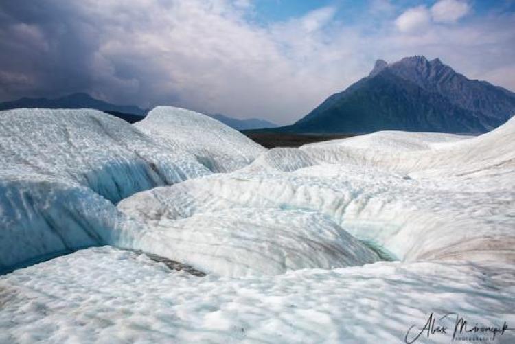 Фототур «Удивительный лёд Аляски»