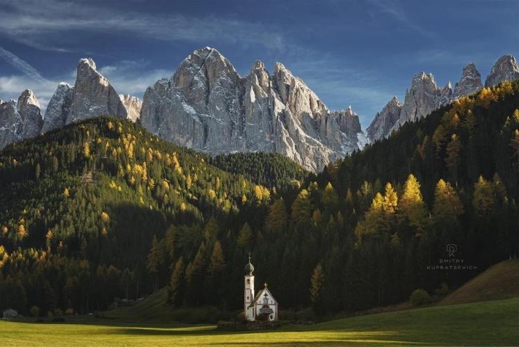 Фототреккинг в Доломитовых Альпах