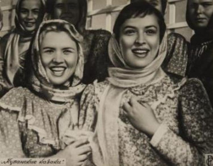 Виртуальная выставка «Стоп-кадр: советские фильмы в рекламных фотографиях»