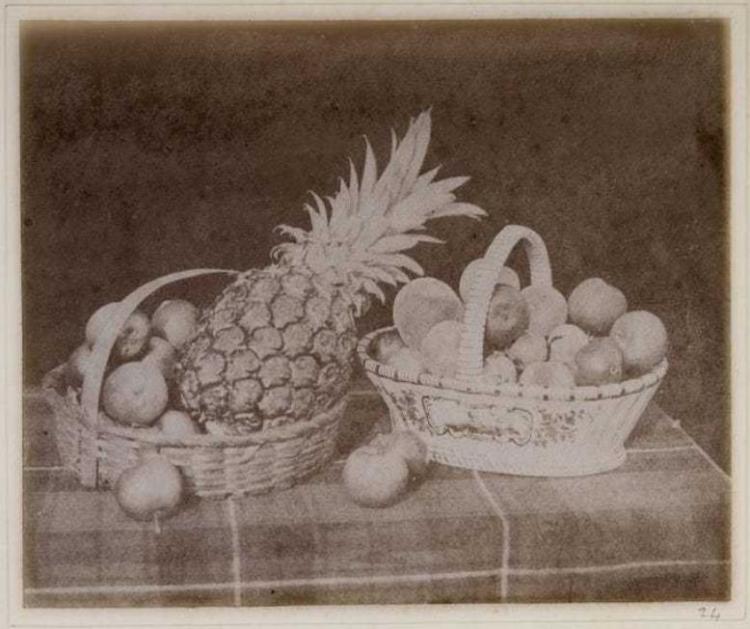 Виртуальная выставка «Ранняя британская фотография»