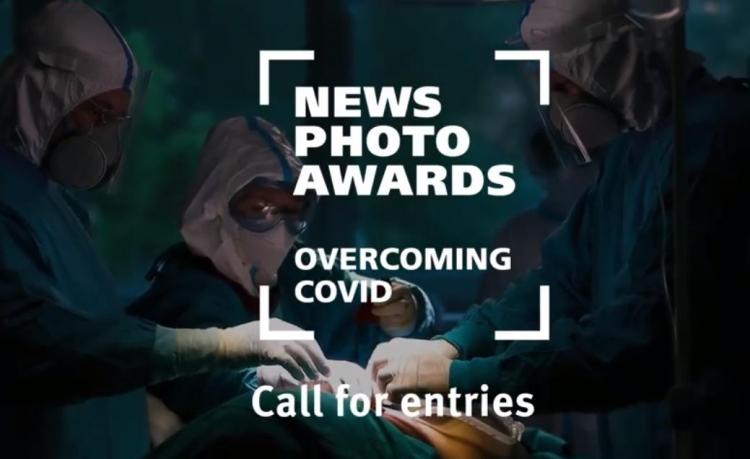 Фотоконкурс «News Photo Awards. Overcoming Covid»