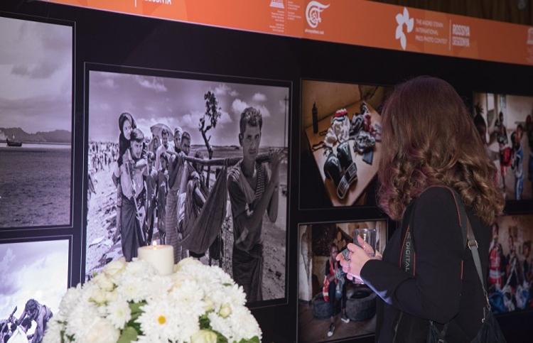 V Международный конкурс фотожурналистики имени Андрея Стенина