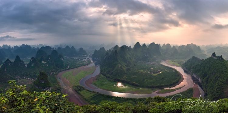 Фототур «Река Лиирисовые террасы»