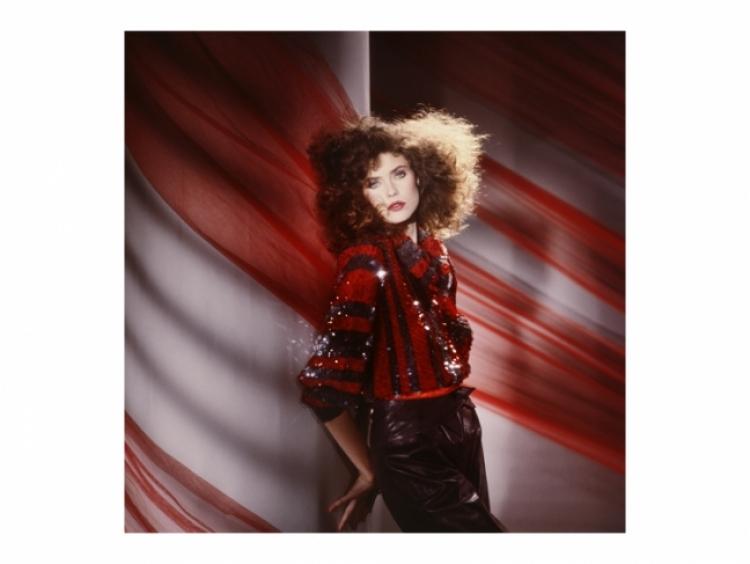 Выставка Альберты Тибурци «Блестящая эпоха. Итальянская мода 80-х»