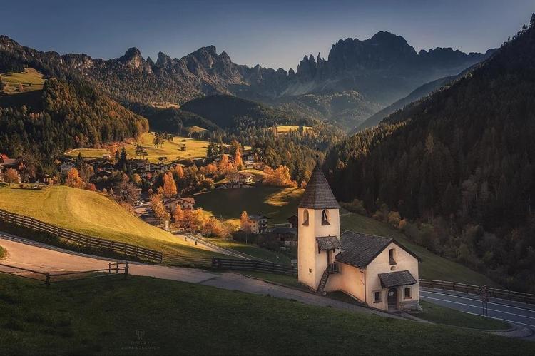 Фототур «Золотая осень в Доломитовых Альпах»
