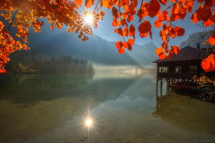 Фототур «Альпийская осень вДоломитовых Альпах»