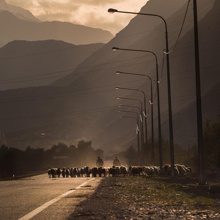 Фототур в Приэльбрусье «Общение с горами»