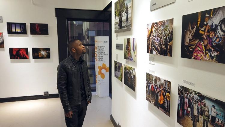 Африканский этап турне конкурса имени Стенина продолжается в Йоханнесбурге