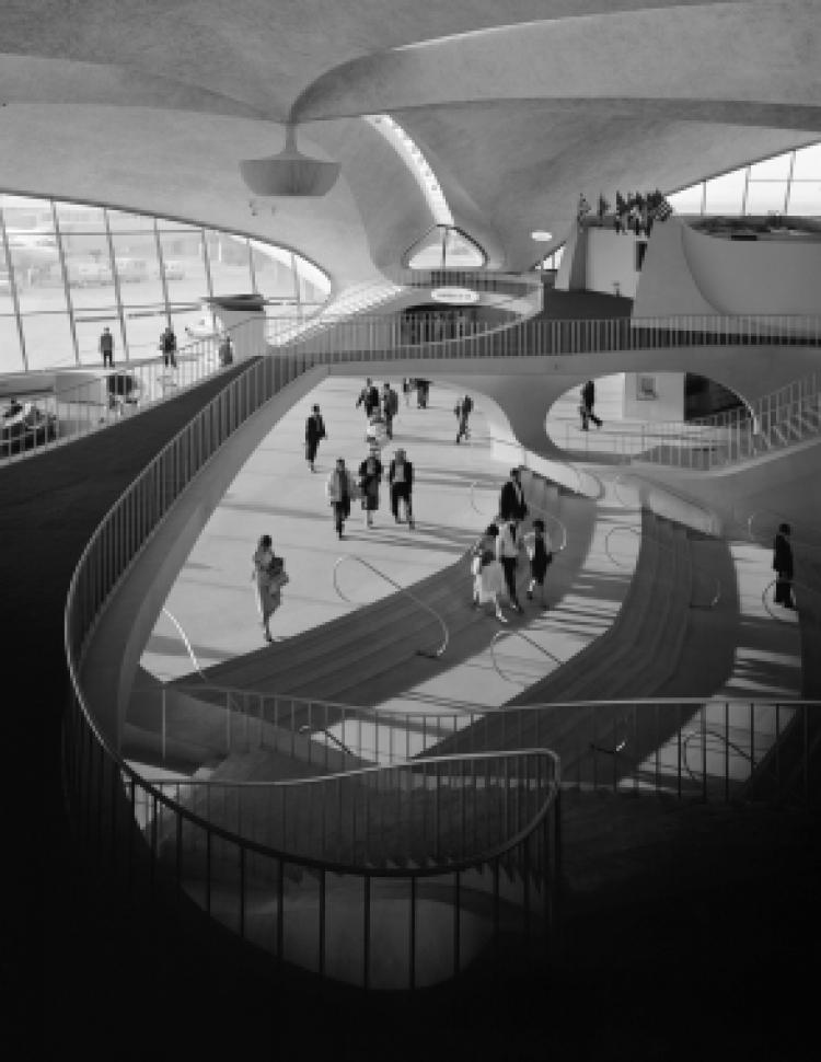 Лекция Юрия Пальмина «Роль фотографа в архитектуре»