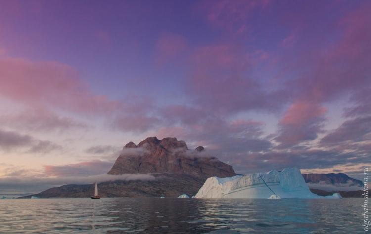 Фотопутешествие в Гренландию «Арктическая Патагония»