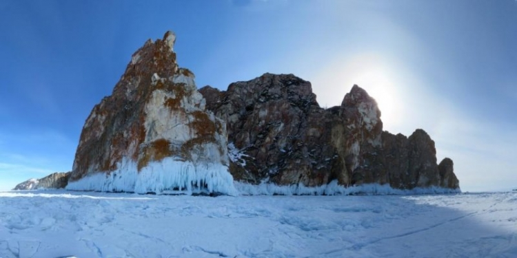 Фотовыставка «Зимний Байкал»