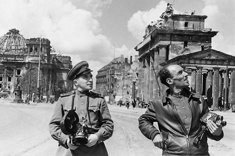 Онлайн-выставка «Неизвестный Берлин. Май 1945 года»