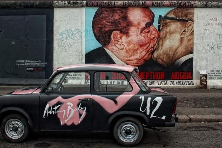 Берлин с Иваном Князевым