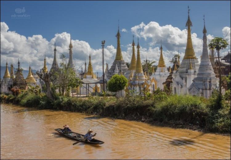 Фототур «Новый год взагадочной Бирме»