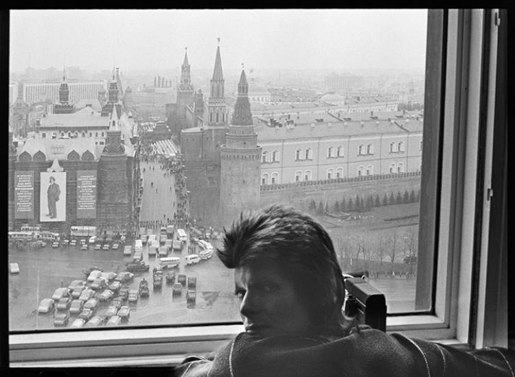 Выставка «David Bowie. Rock'n'roll withme»