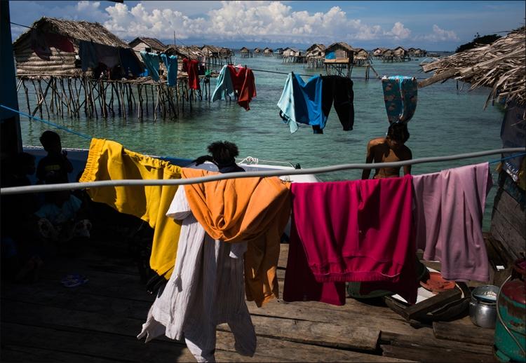 Фотопутешествие к морским цыганам на Борнео