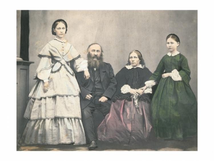 Выставка «Первоцвет. Ранний цвет врусской фотографии. 1860–1970-е годы»