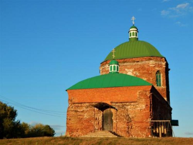 Фотоконкурс «Старая церковь»