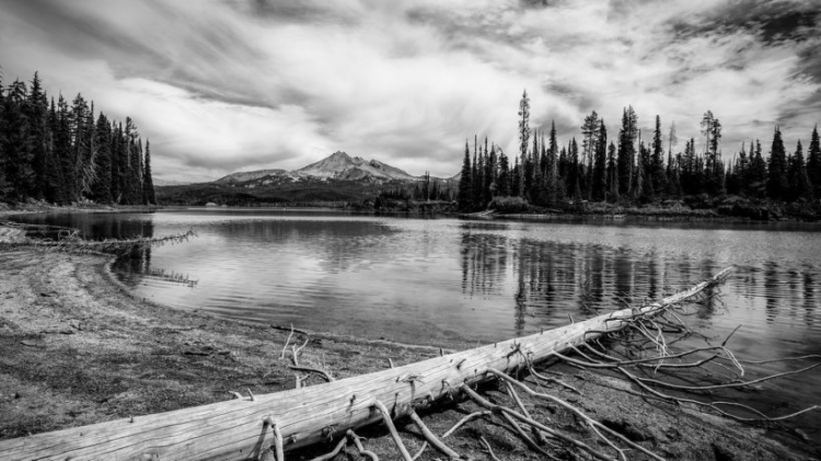 Фотоконкурс «Black And White Landscapes»