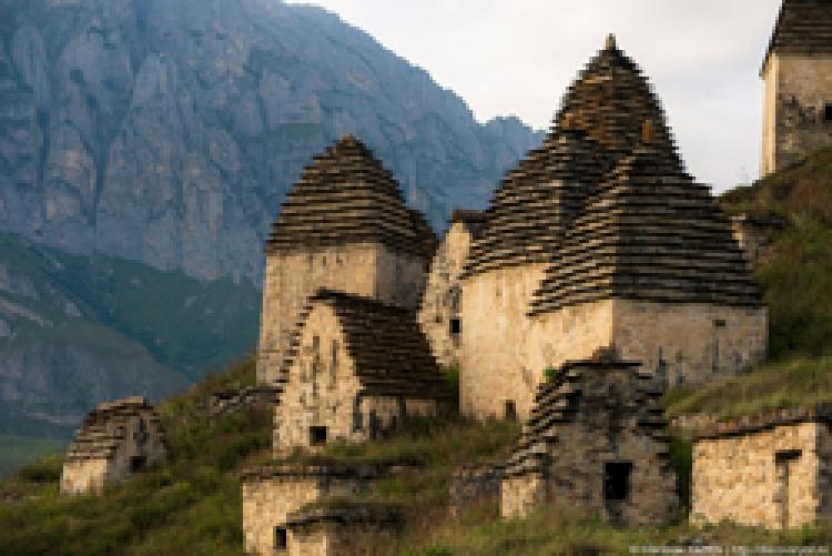 Фототур «Северная Осетия + Ингушетия + Чечня»