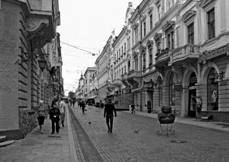 Фотоконкурс «Городской человек»