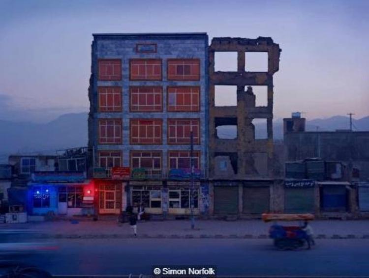 Лекции Федора Тощева «Язык современной фотографии»