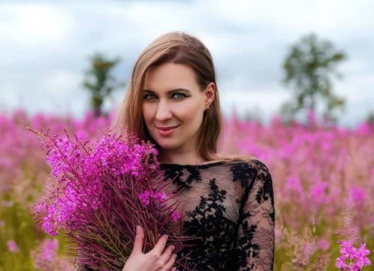 Фотоконкурс «Портрет сцветами»