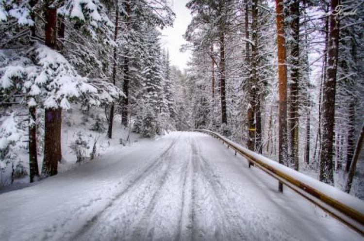 Фотоконкурс «Дороги зимой»
