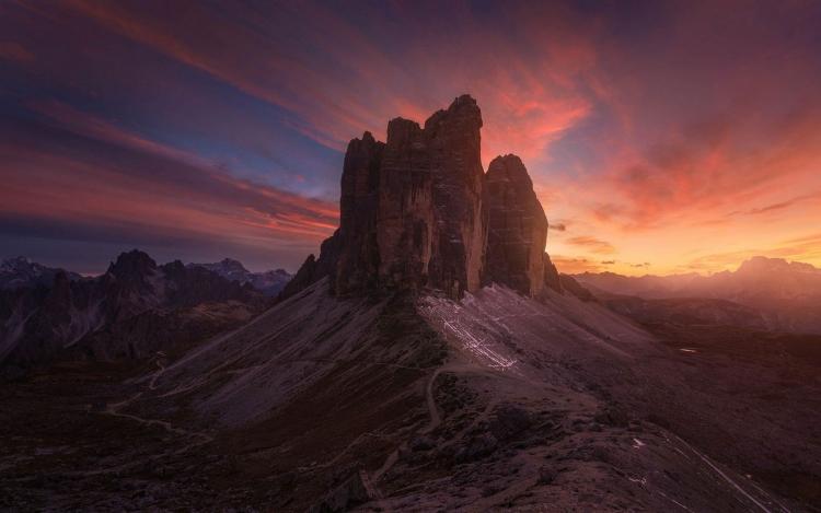 Фототур по Доломитовым Альпам