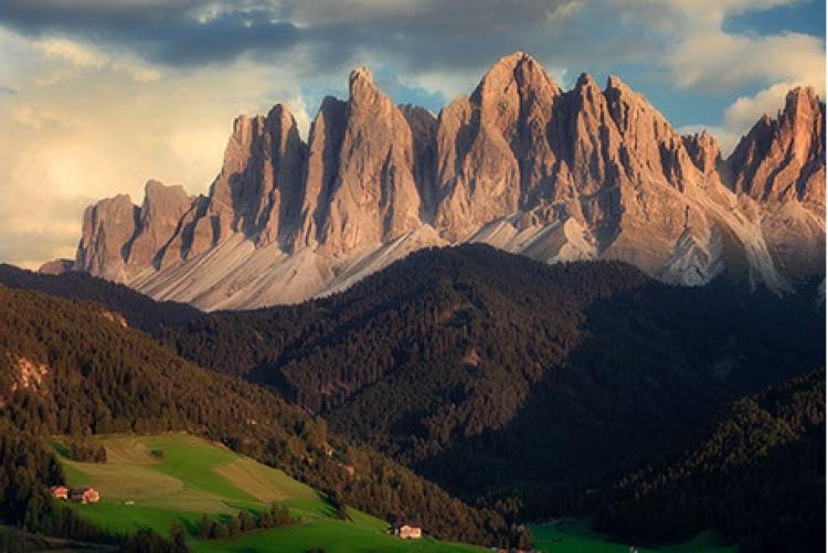 Фототур в Долимитовые Альпы