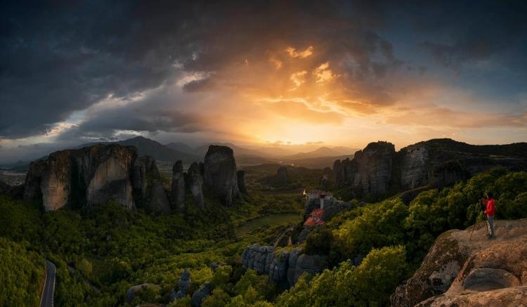 Фототур вГрецию «Парящая внебесах— Метеора»