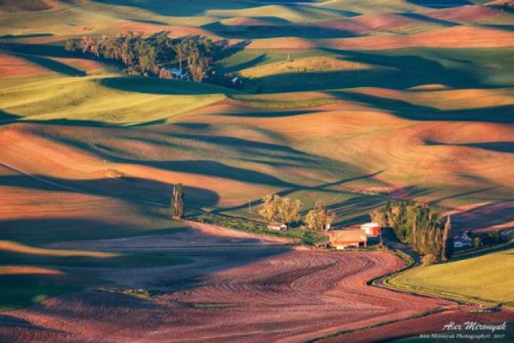 Фототур «Лето вОрегоне ибескрайний Палуз»