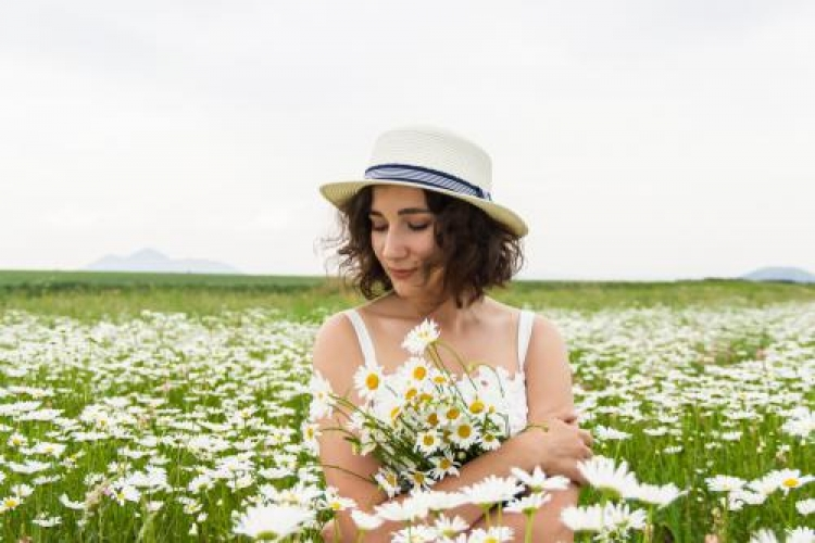 Фотоконкурс «Портрет нафоне лета»