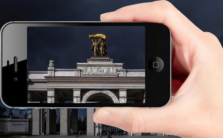Экскурсии с гидом по Москве и обучением мобильной фотографии