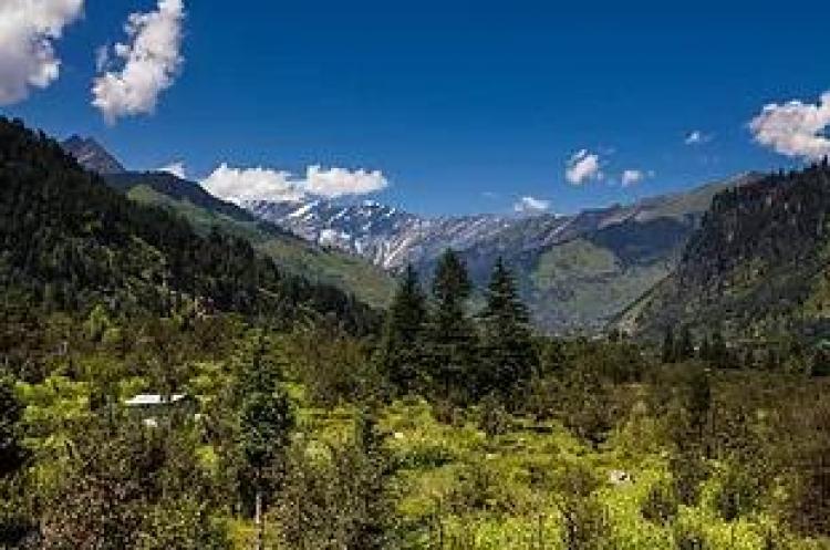 Фотозабег по Гималаям